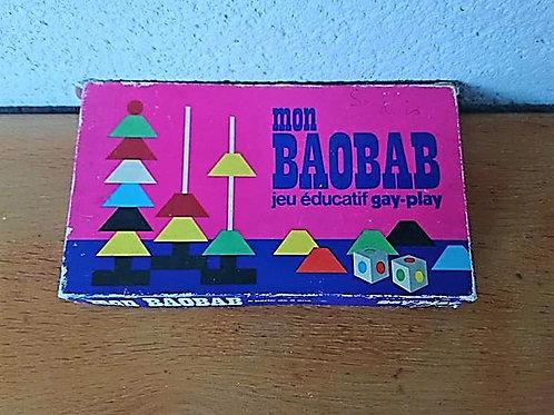 Mon baobab jeu éducatif