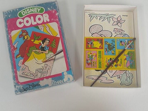 Atelier Nathan Disney Color complet