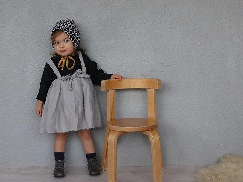 Petite chaise style Alvar Aalto