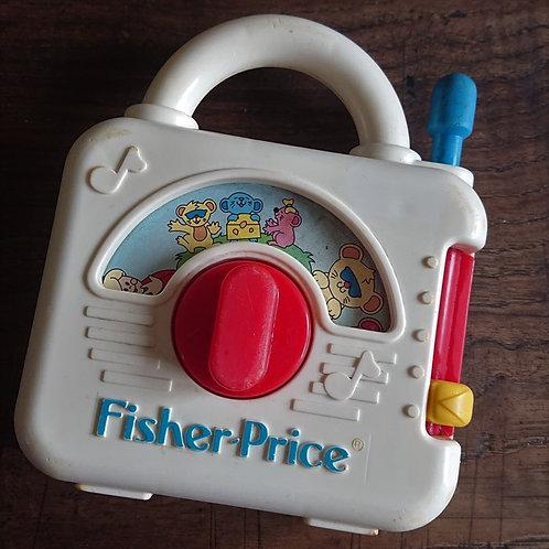 Boîte à musique Fisher Price