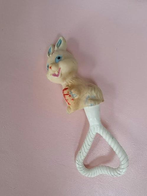 Hochet Delacoste lapin et carotte