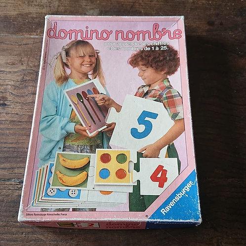 Domino nombres