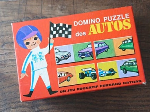Domino des autos
