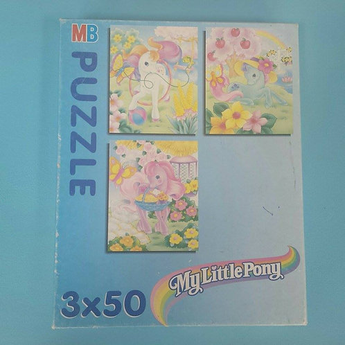 Puzzles My little Pony