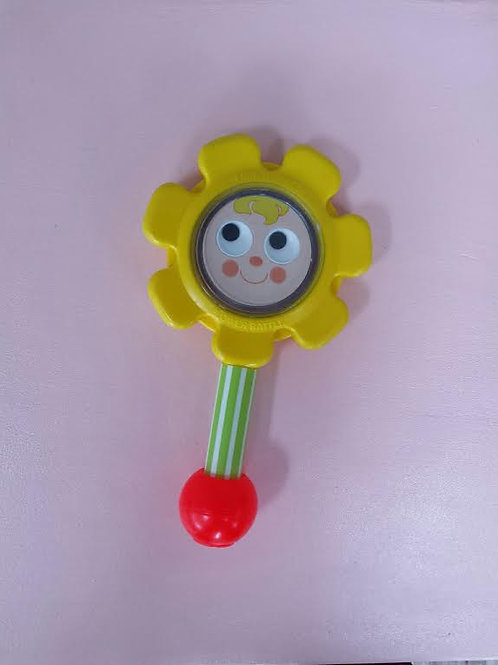 Flower rattle Fisher Price