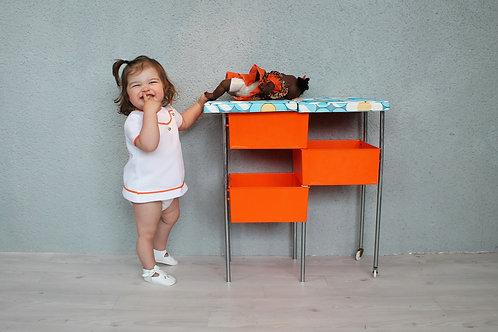 Table à langer pour poupées