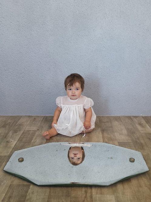 Miroir biseauté octogone