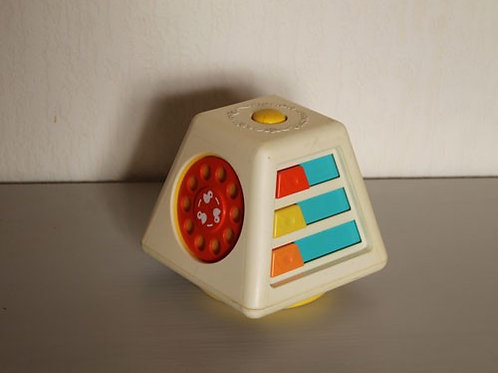 Pyramide d'éveil Fisher Price 1978