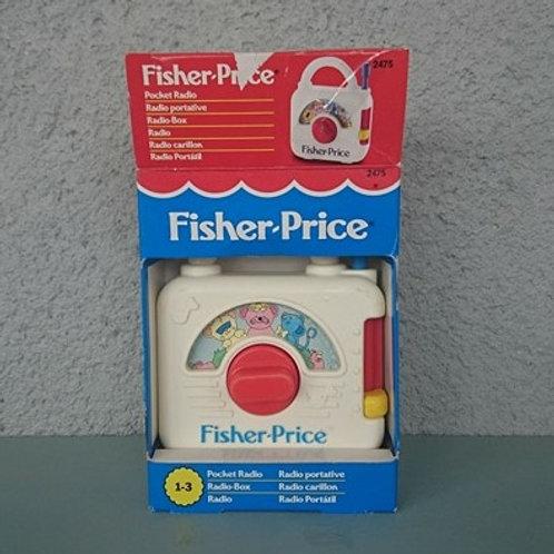 Boite à musique Fisher Price