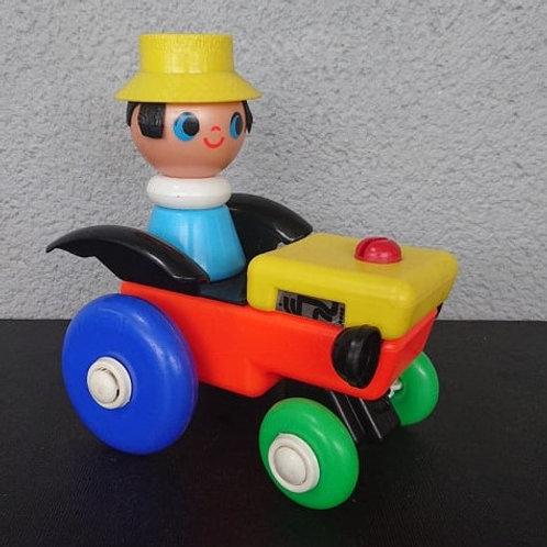 Tracteur Educalux