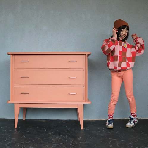 Commode terre cuite