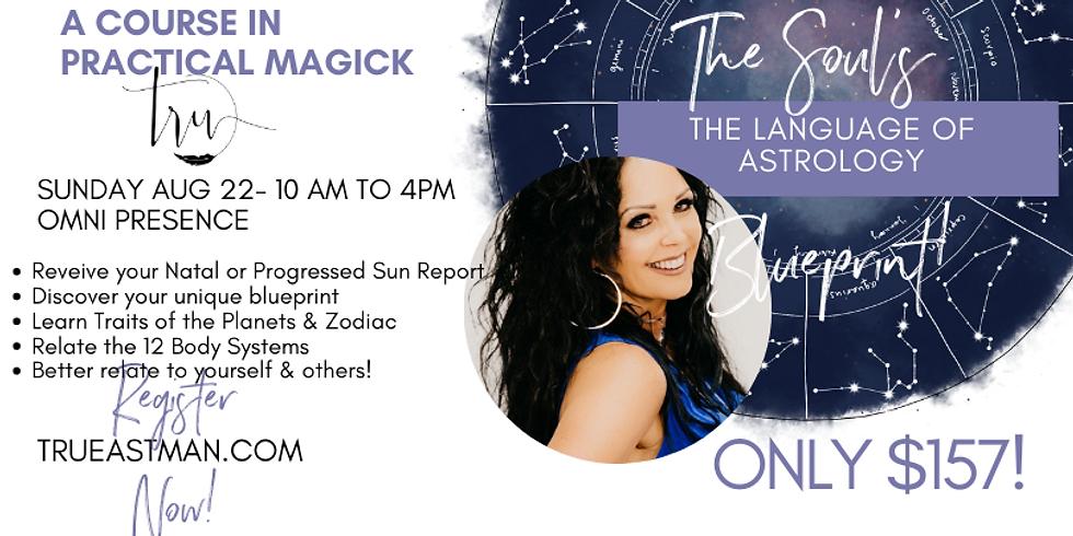 Astrology- The Souls Blueprint
