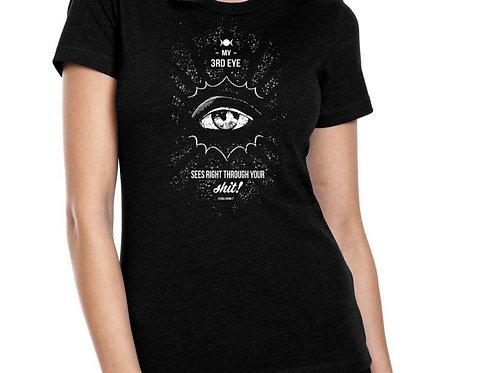 Womens Shirt Black