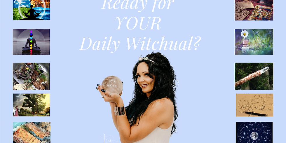 The Daily Witchual- An On-line Program