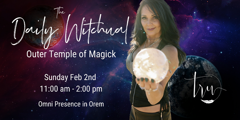 The Daily Witchual- Outer Temple of Magick