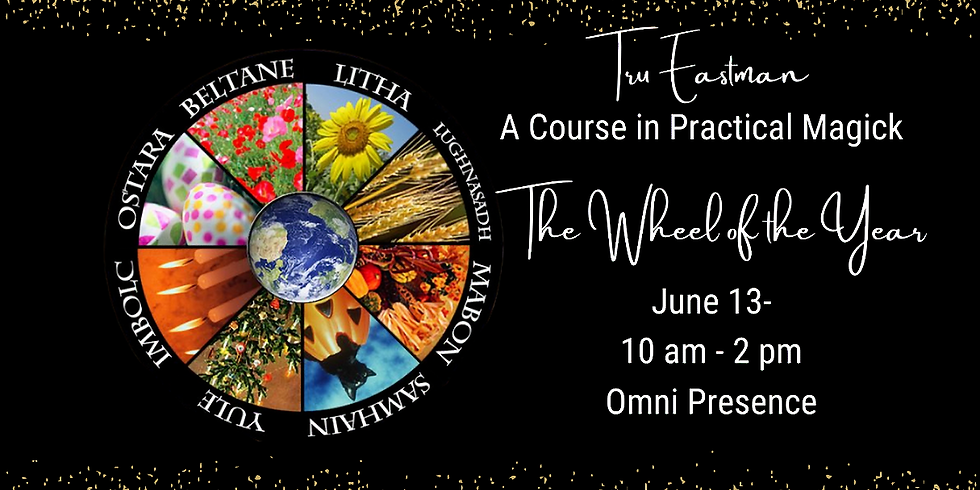 The Wheel of the Year- Aligning with the Soul of Nature