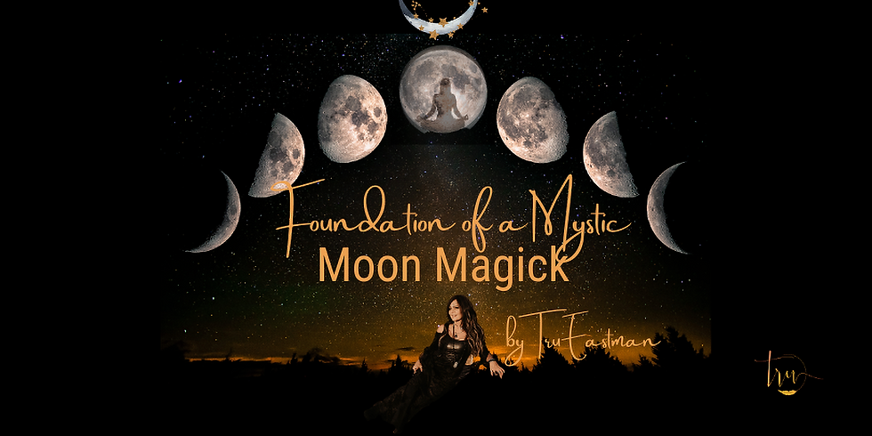ONLINE ZOOM Moon Magick