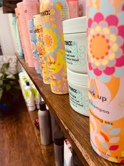 Amika styling products
