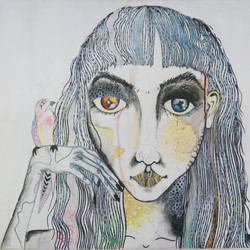 Portrait on Quinika Davis