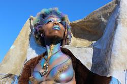 Creatrix, Wild woman