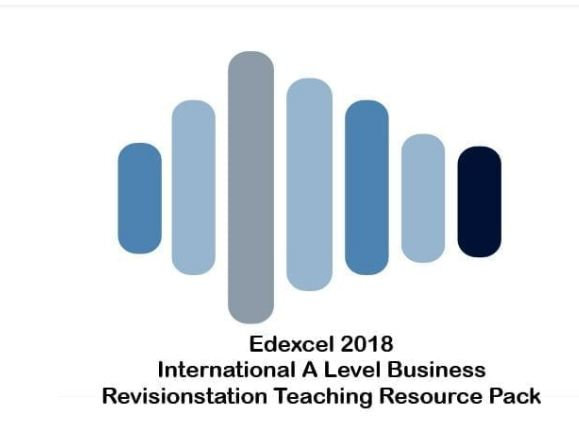 International A Level Edexcel Teaching resources (Units 1 and 2 only)