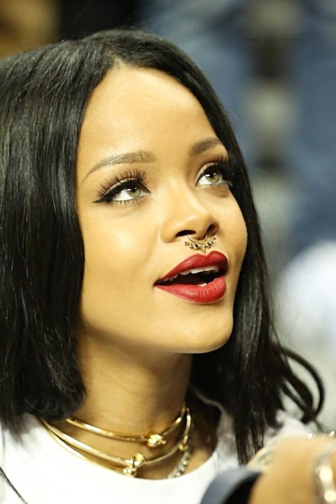Septum Nose Piercing Trend | Sey La Mode