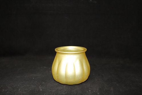 "3"" Pumpkin Votive candle holder"