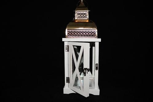 Rose Gold Vintage Lantern