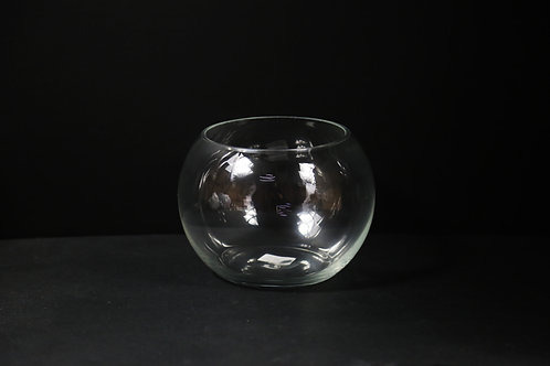 "Glass Fishbowl 6"""