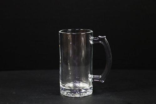 Glass Beer Mug ZB65