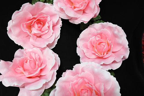 Rose Garland - Pink