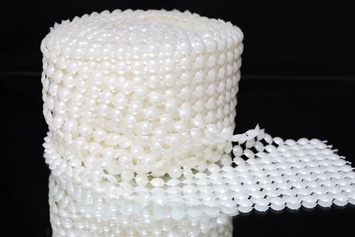 Decorative Flat Pearl Roll