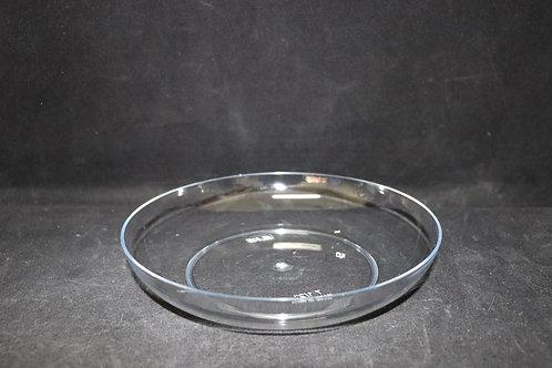 """7.5"""" Clear Dish"""