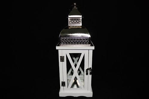 Silver Vintage Lantern