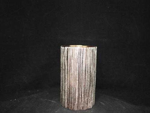 "5x8"" Etched Ceramic Cylinder"