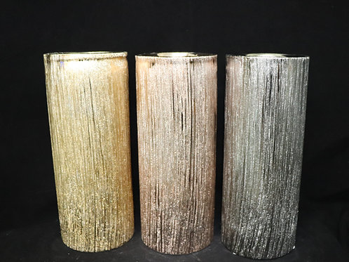 "5x12""  Etched Ceramic Cylinder"