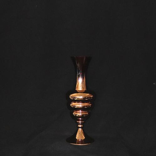 """Unique Glass Vase 6x23"""""""