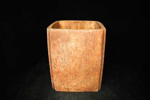 Antique Ceramic Square 9x11""