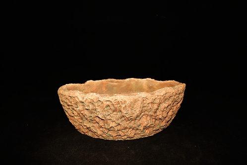 Antique Ceramic Oval Pot
