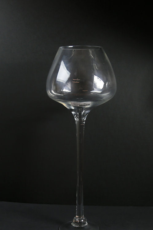 """26"""" Cognac Glass Centerpiece"""