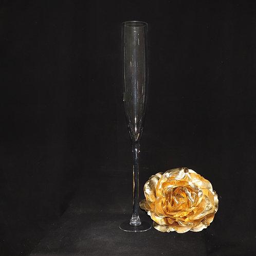 "32"" Champagne Glass Centerpiece"