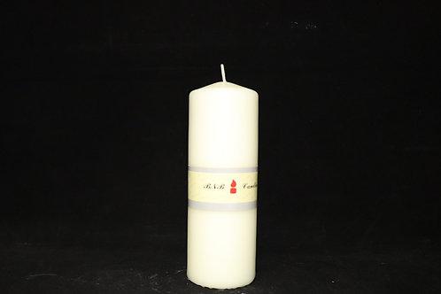 """2.5x6"""" Pillar Candle"""