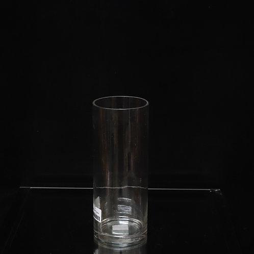 "3"" Opening Cylinder glass vase"