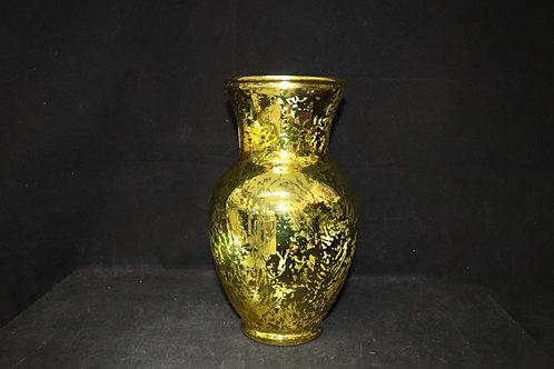 """11"""" Mercury Ginger vase"""