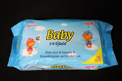 Boy Baby Wipes