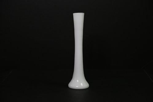 "12"" Glass Tower Vase"