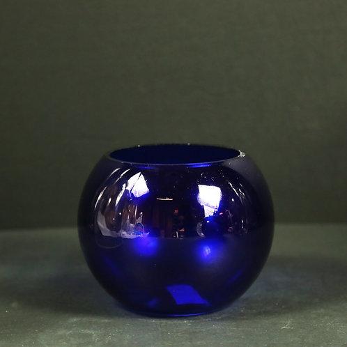 "6"" Cobalt Blue Fishbowl"