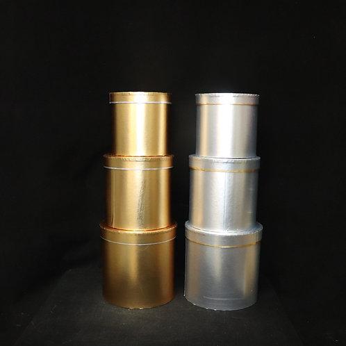 Cylinder Carton Box