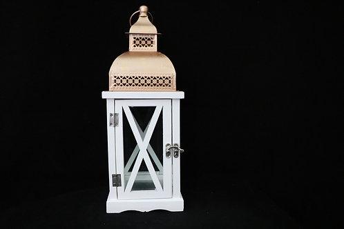Rose Gold Vintage Lantern WL-191RG