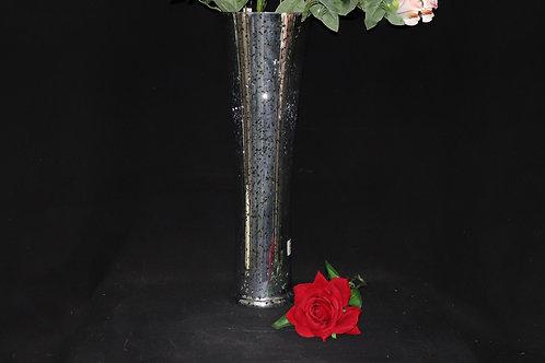 """20"""" Unique Mercury Glass Vase"""